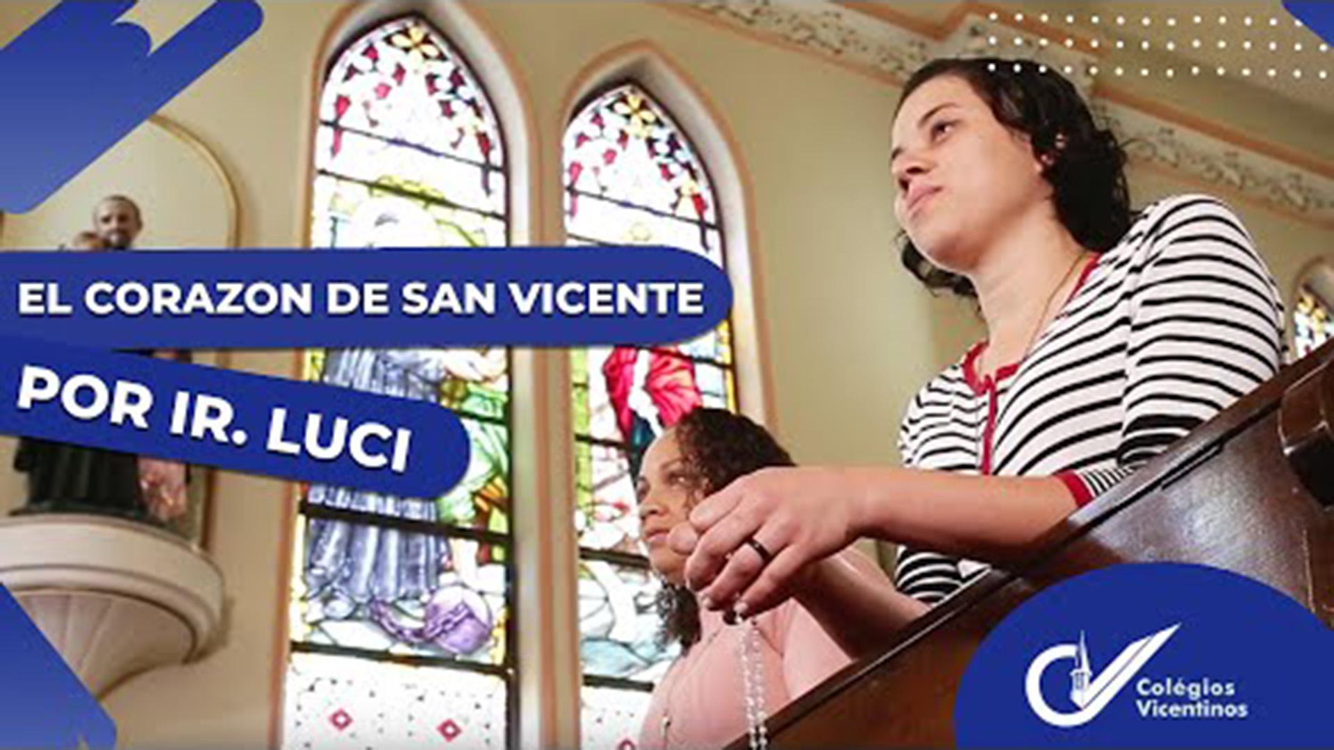 [El Corazon de San Vicente, por Ir. Luci]