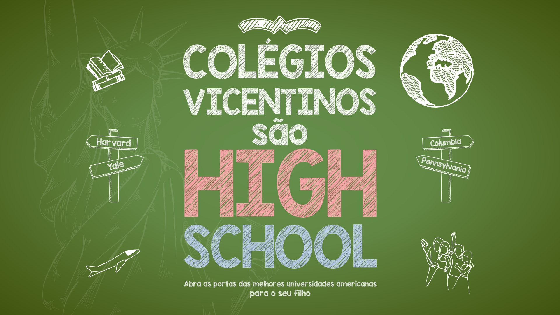 [High School nos Colégios Vicentinos]
