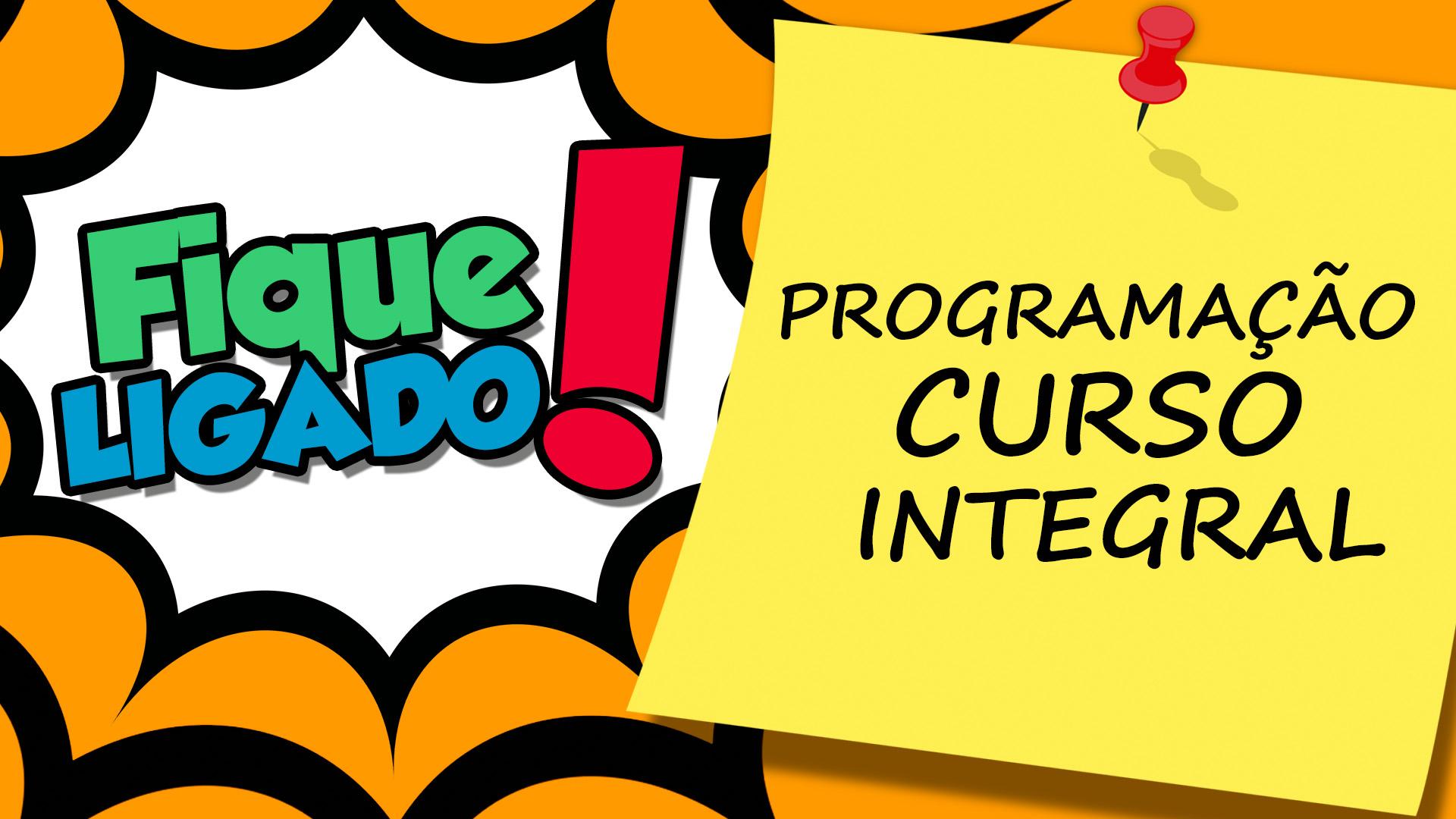 [Programação Integral - São Vicente de Paulo - Penha]