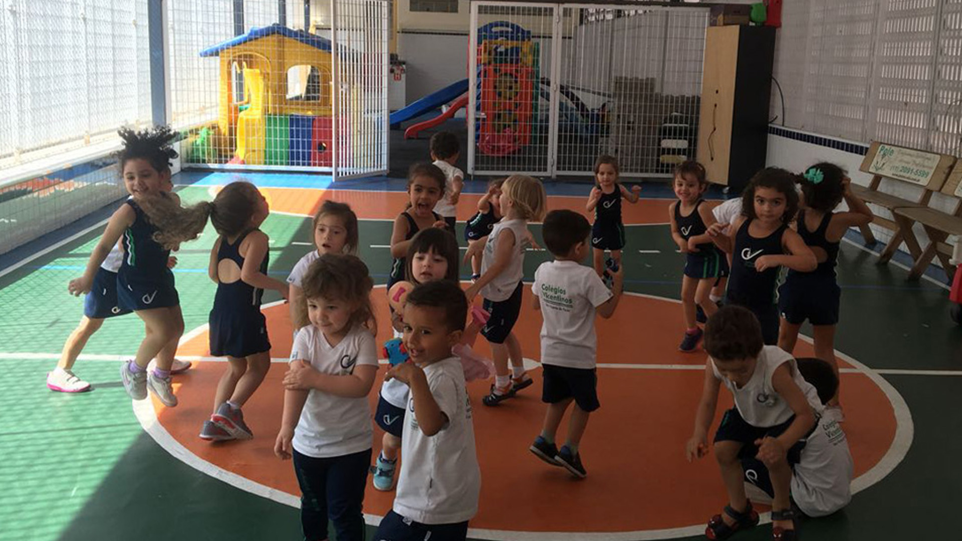 [Semana da Criança - Recreação - Educação Infantil e 1°s anos]