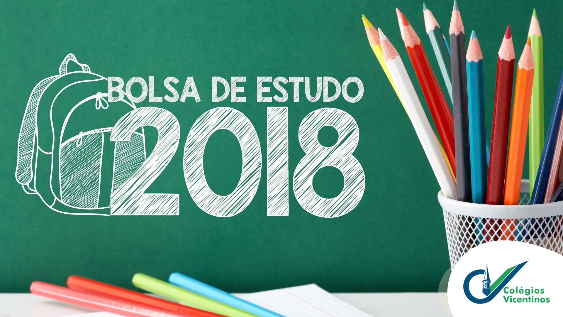 [Bolsa de Estudo 2018]