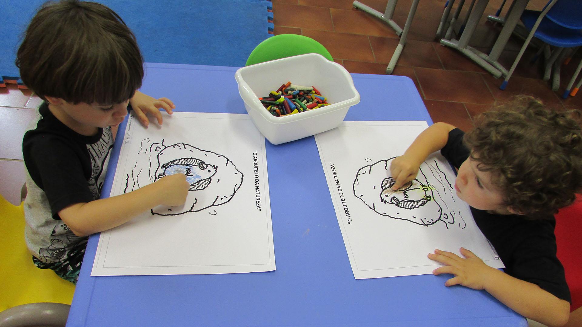 [Integral Educação Infantil - Fazendo arte]