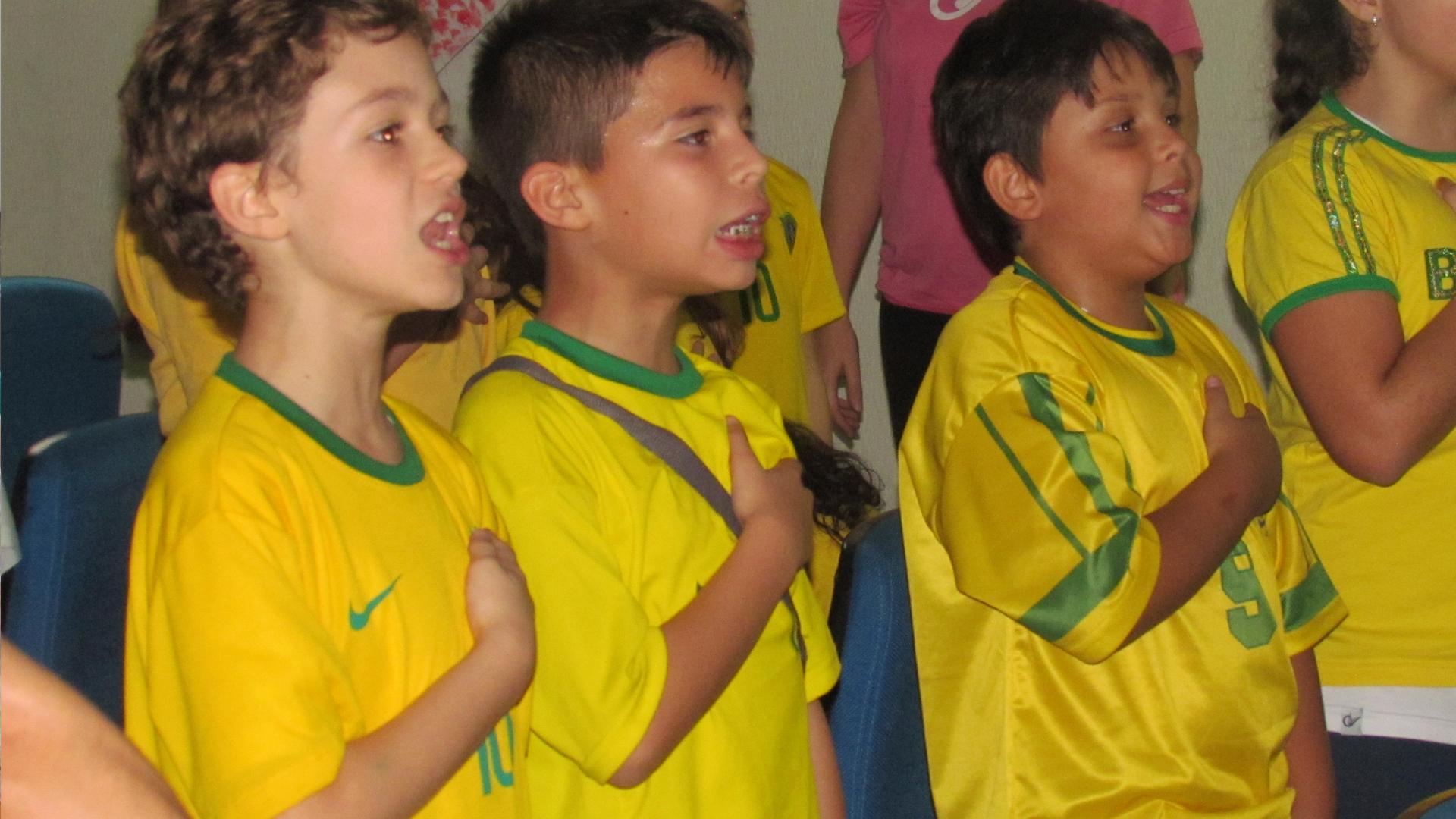 [Copa do Mundo - Brasil e Sérvia]
