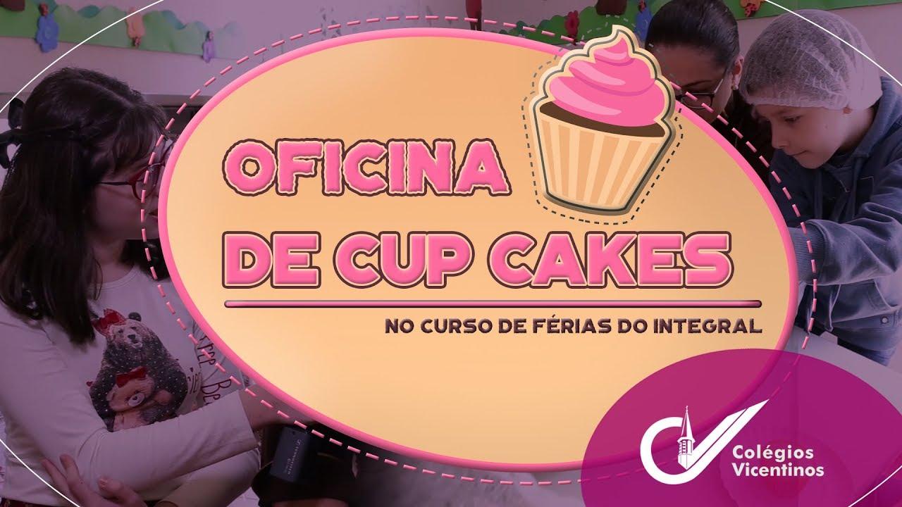 [Oficina de Cupcake no Integral]