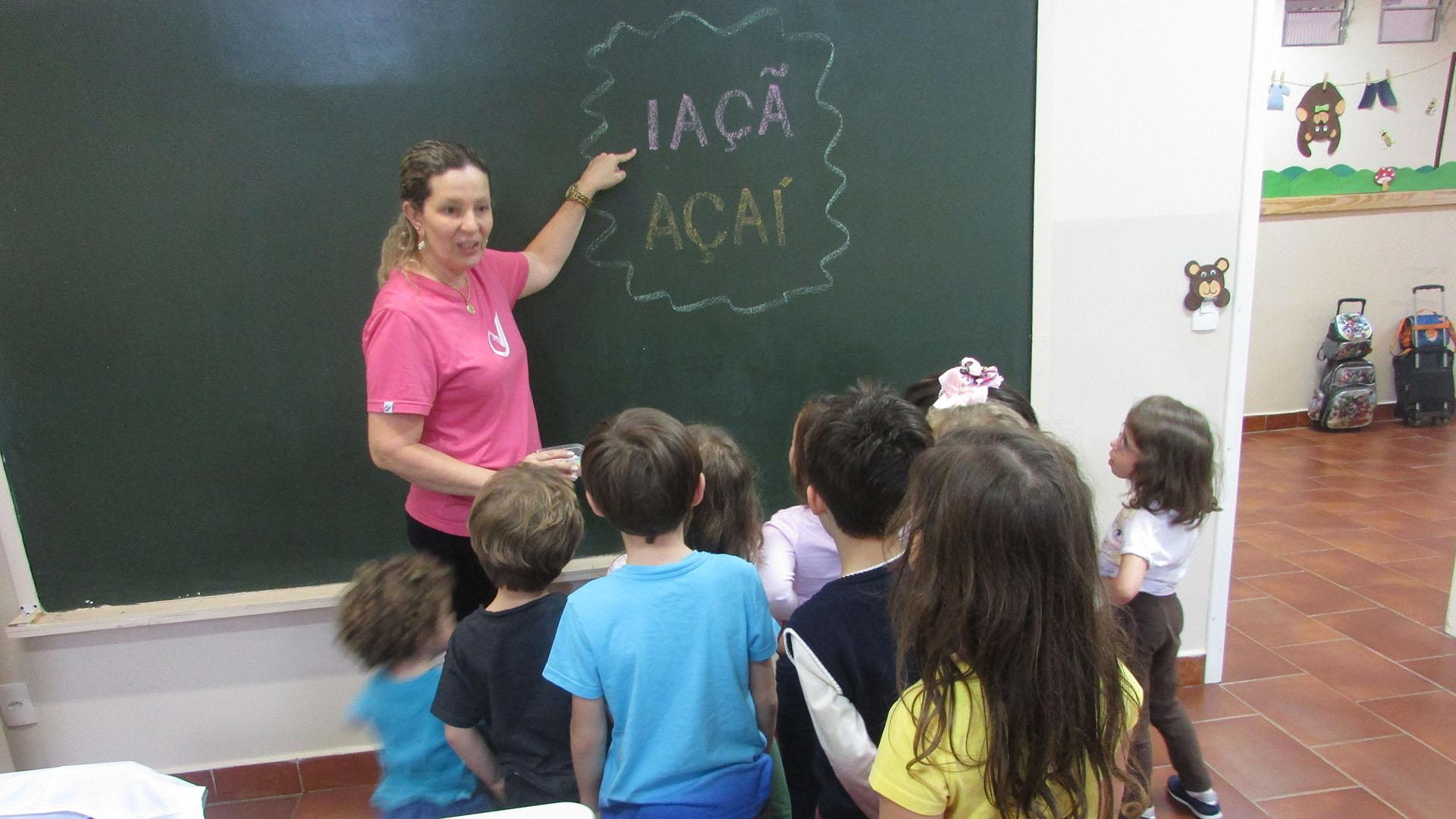 [Integral Educação Infantil - Lenda do Açaí]