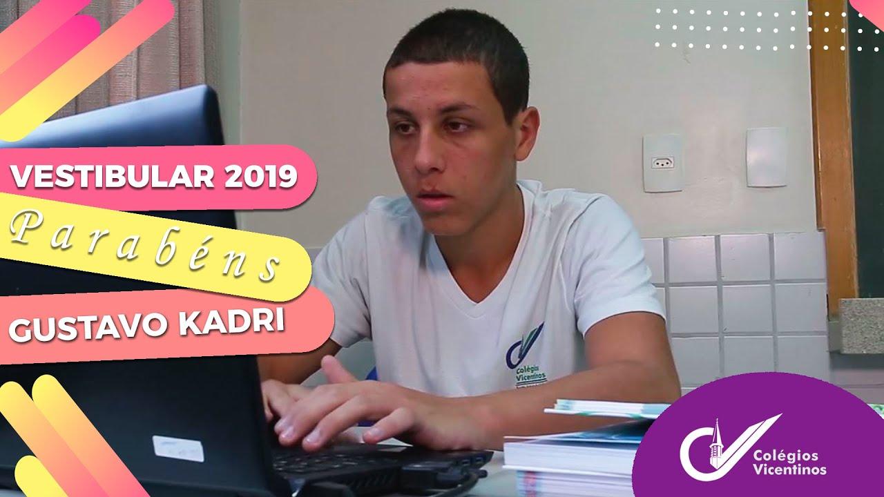 [Vestibular 2019, por Gustavo Kadri]
