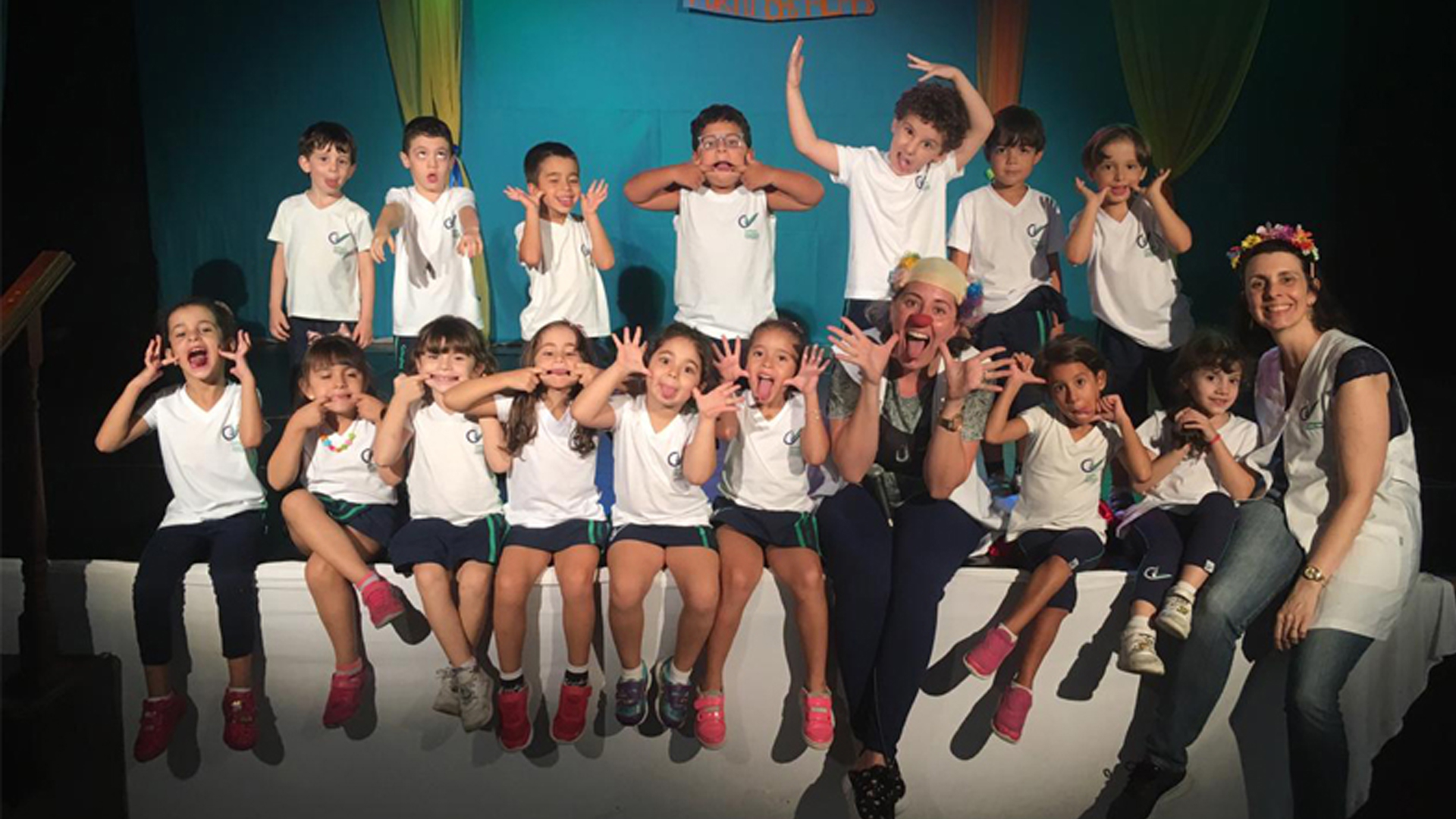 [Comemorando o dia do Circo - Educação Infantil]