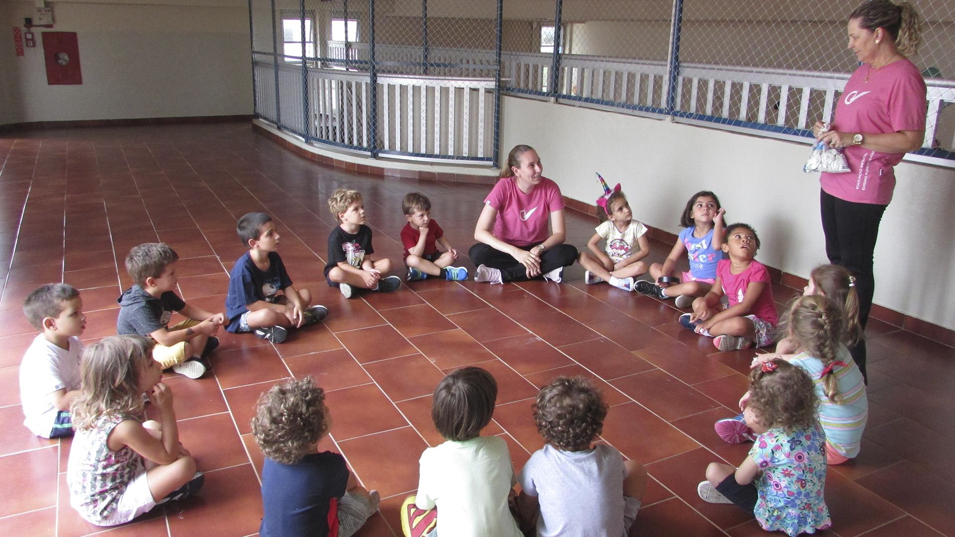 [Integral - Educação Infantil - Atividades Recreativas]