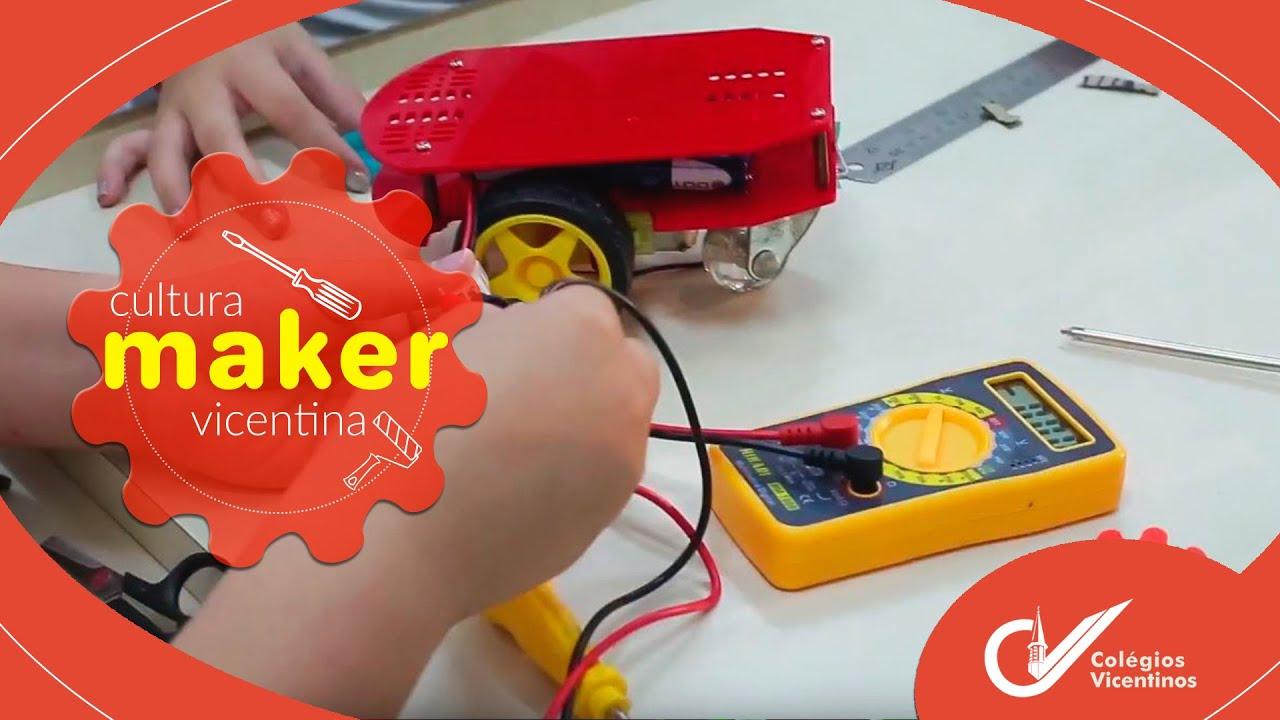 [Sou um aluno maker e você?]