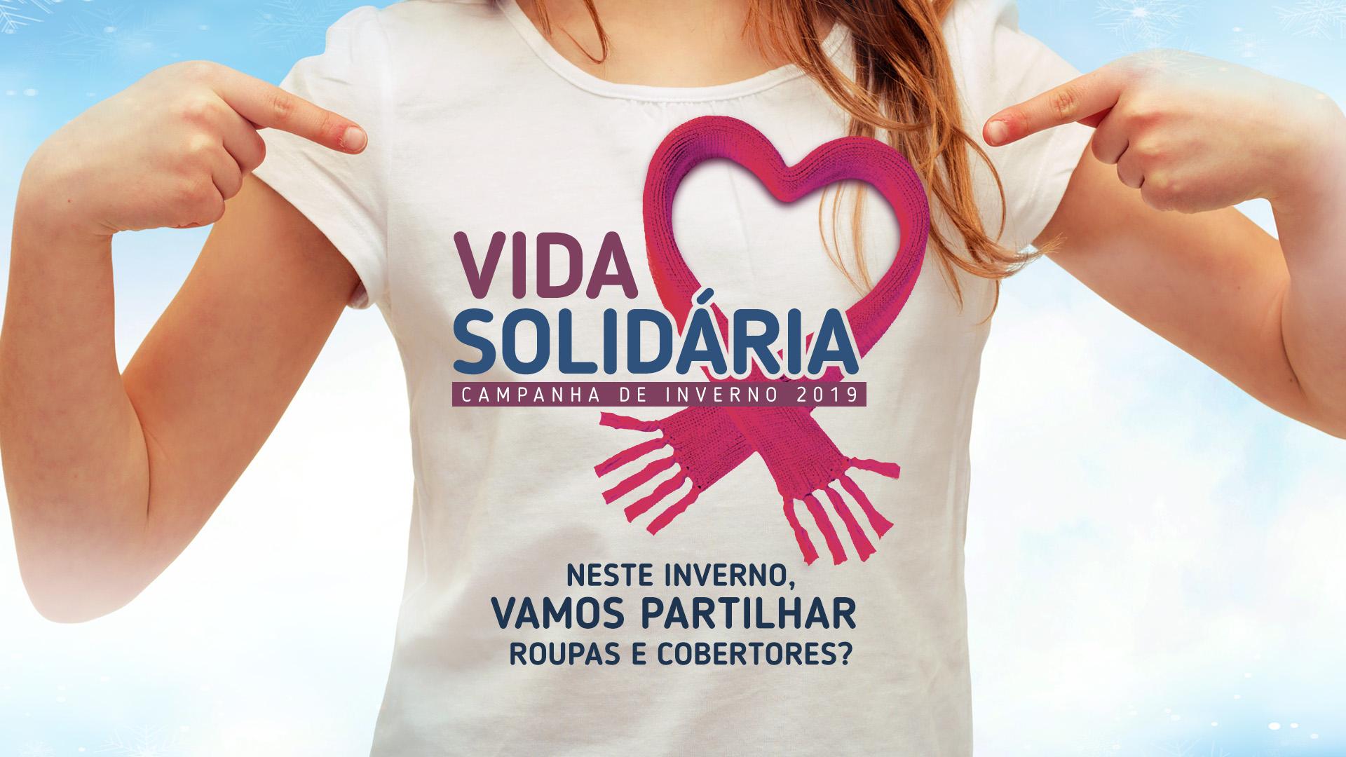 [Projeto Vida Solidária - Campanha de Inverno 2019]