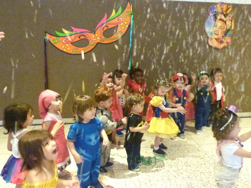 [Carnaval 2020 - Educação Infantil]