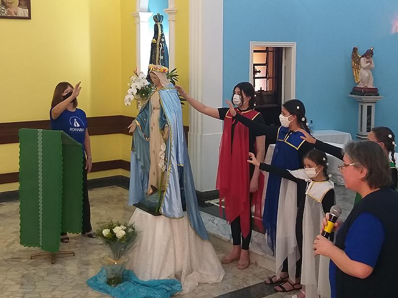 [Coroação de Nossa Senhora]
