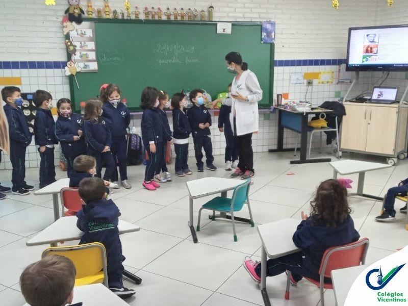 [Interação na Educação Infantil]