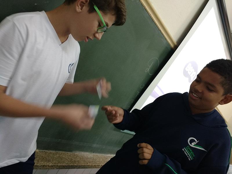 [Dia do Desafio da Matemática]