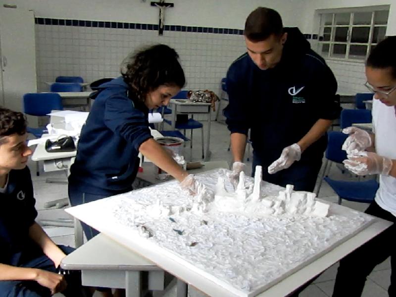 [Olimpíada Brasileira de Cartografia]