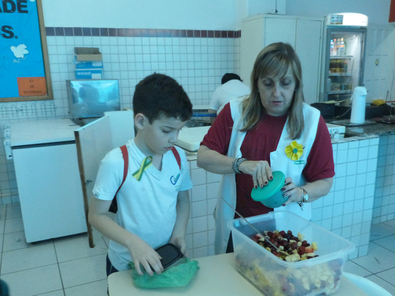 [Fruit salad (3º ano A) - Passalacqua]