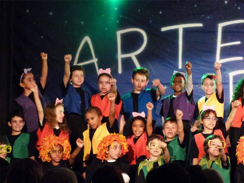 [Arte e Educação (2º e 4º Anos) - Passalacqua]