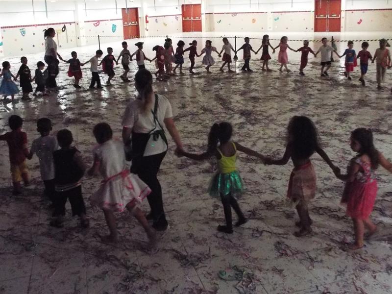[Carnaval no Colégio São Vicente de Paulo II]