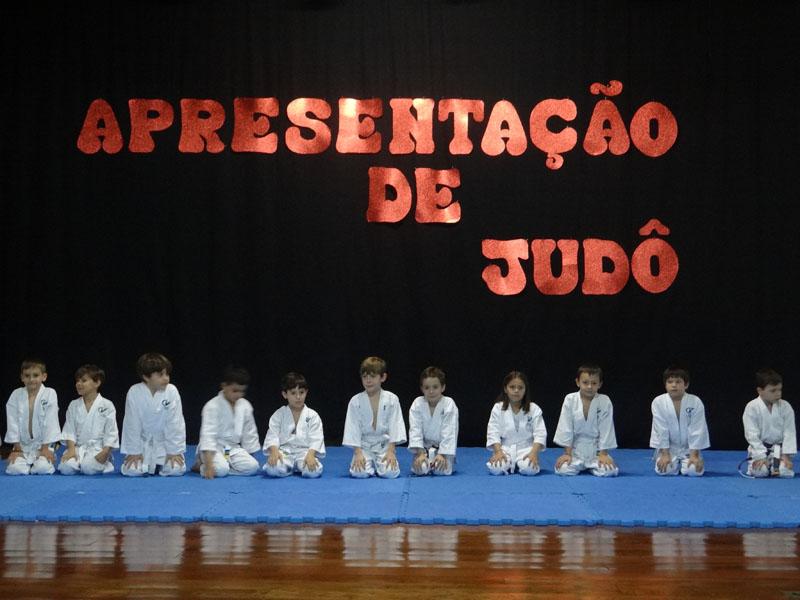 [Apresentação de Judô - São Vicente  de Paulo - Jundiaí]