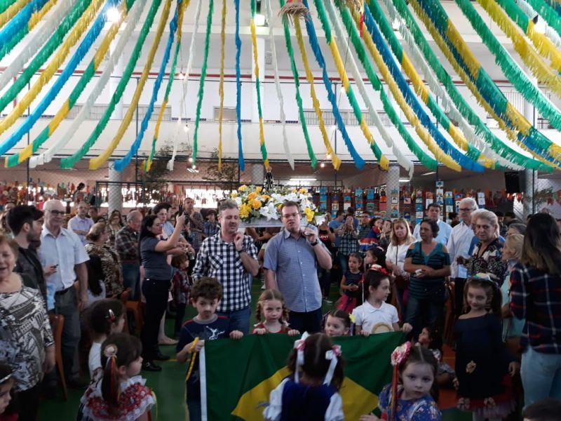 [Festa Junina - São Vicente de Paulo]