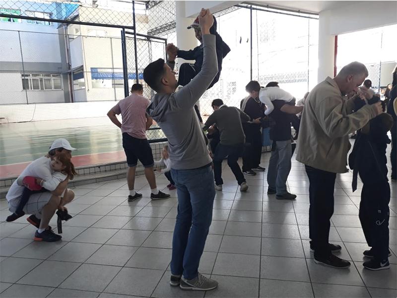 [Dia dos Pais - São Vicente de Paulo]