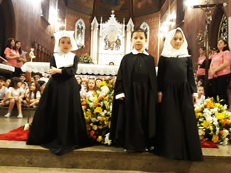 [Missa de São Vicente de Paulo]