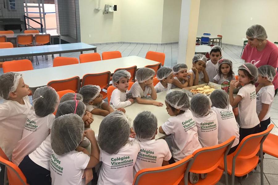 [Dia da pizza aprendendo a dividir! - Nível I A]