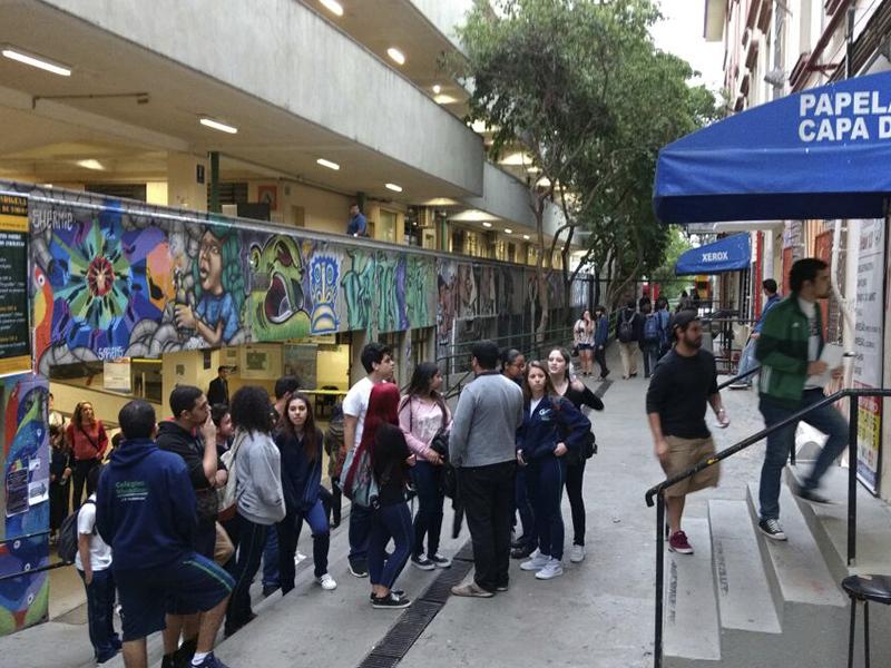 [Alunos da 3ª série EM visitam a PUC - São Paulo - Santo Antonio/ Passalacqua/ Penha]