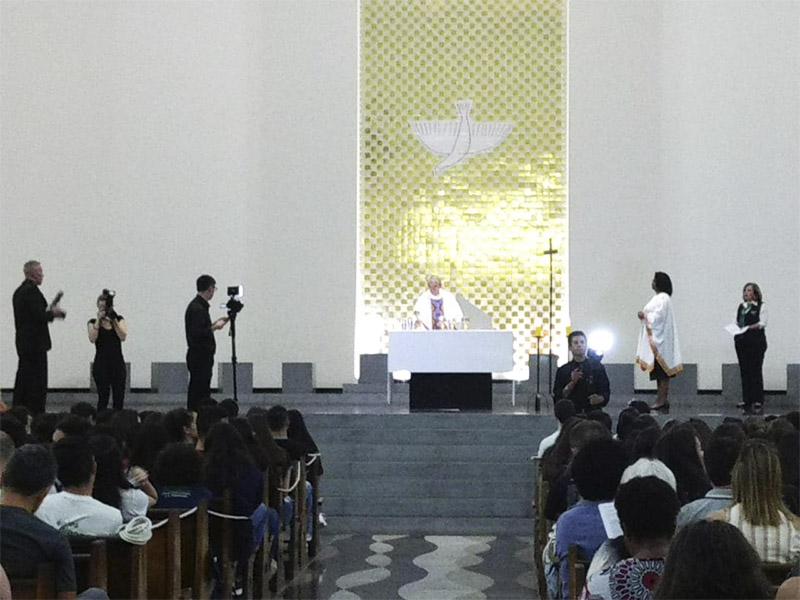 [Missa de Formatura - São Paulo]