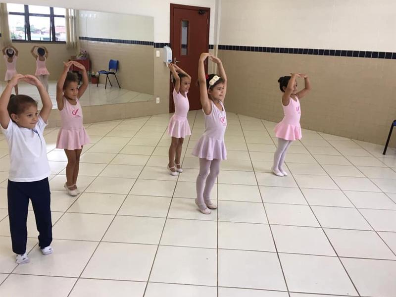 [Ballet e Judô ]