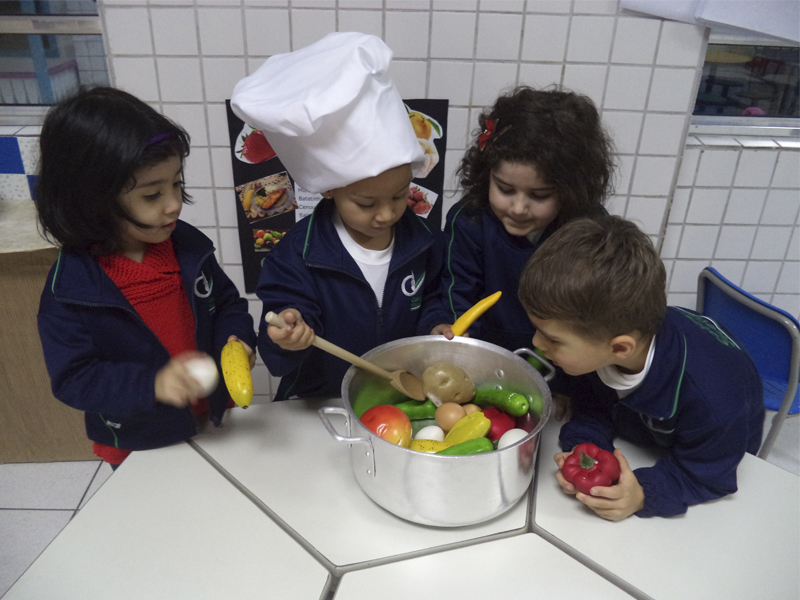 [Projeto Manuela a Cientista - Maternal II A]