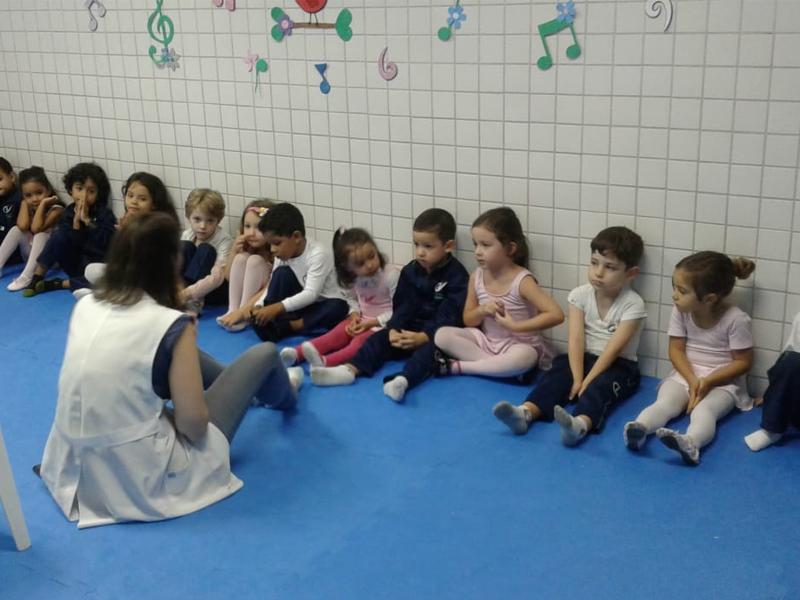 [Música - Importante papel no desenvolvimento da criança - Nível I A]