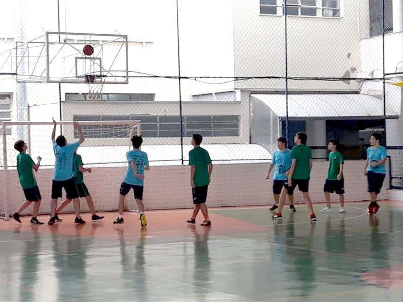 [Gincana Cultural e Esportiva - SAVI]