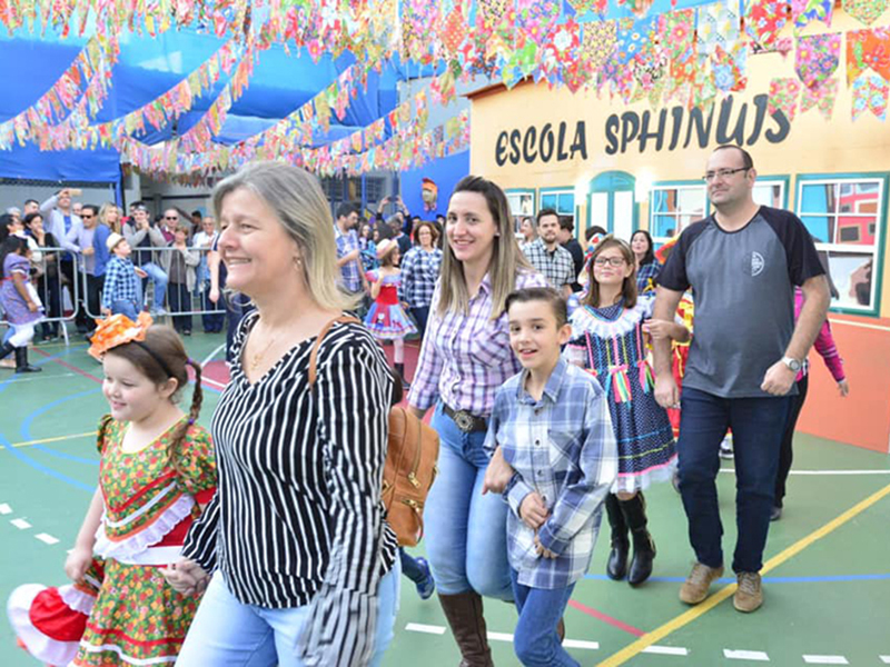 [Festa Junina Francisco Telles]