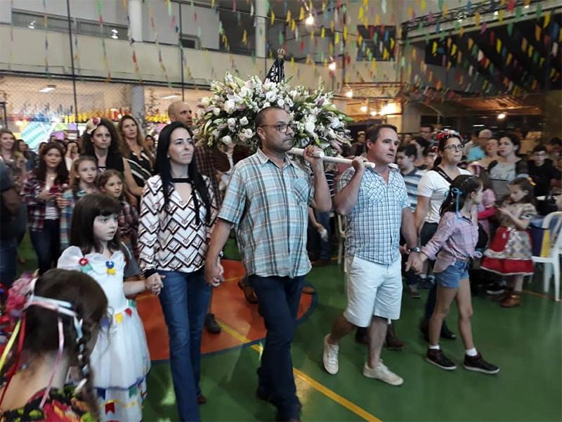 [Festa Junina São Vicente de Paulo]