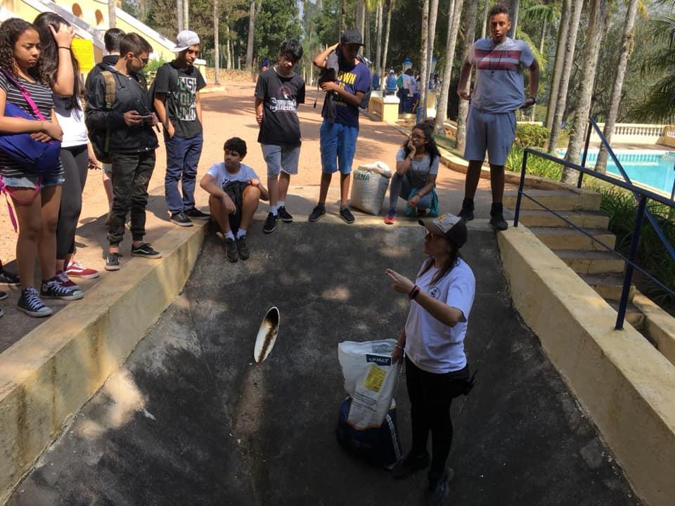 [Visita à Fazenda N. Sra. Da Conceição]
