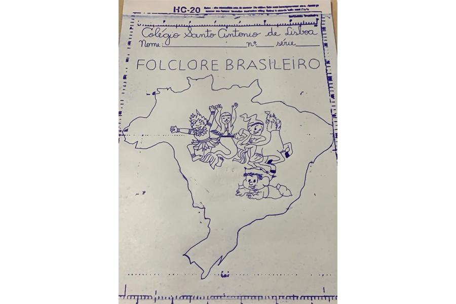 [ 22 de agosto: Dia do Folclore - Fundamental 1]