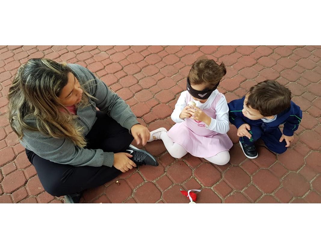 [Reconhecendo os Diferentes Odores - Maternal II B]