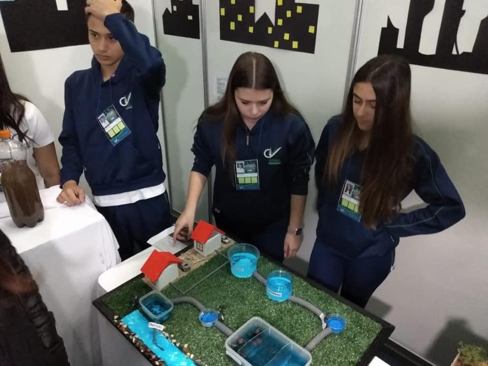 [Feira Cultural e Tecnológica 2019 - Santo Antonio]