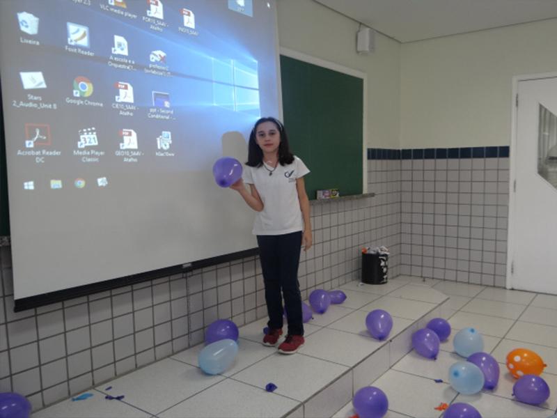 [1º Dia de Aula - Ensino Fundamental 1]
