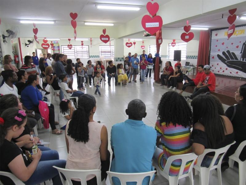 [Show de talentos - Centro Comunitário Nossa Senhora de Fátima]